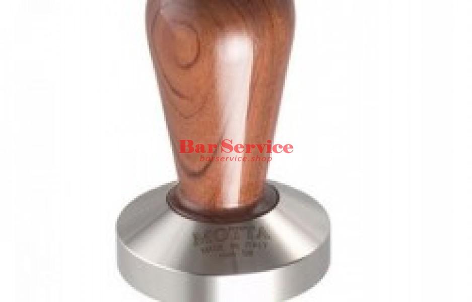Темпер Motta, 53мм, деревянная ручка в Уфе