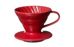 Hario VDC-02R. Воронка керамическая красная. 1-4 чашки в Уфе top