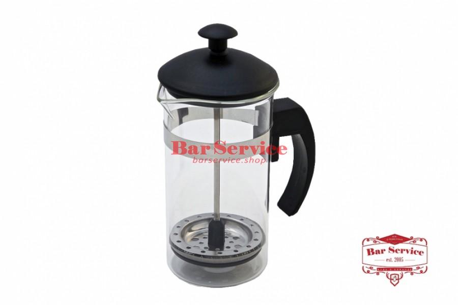 Чайник-кофейник Черный Объем: 350 мл. (френч пресс) в Уфе